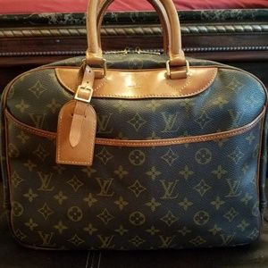 Deauville Louis Vuitton bag